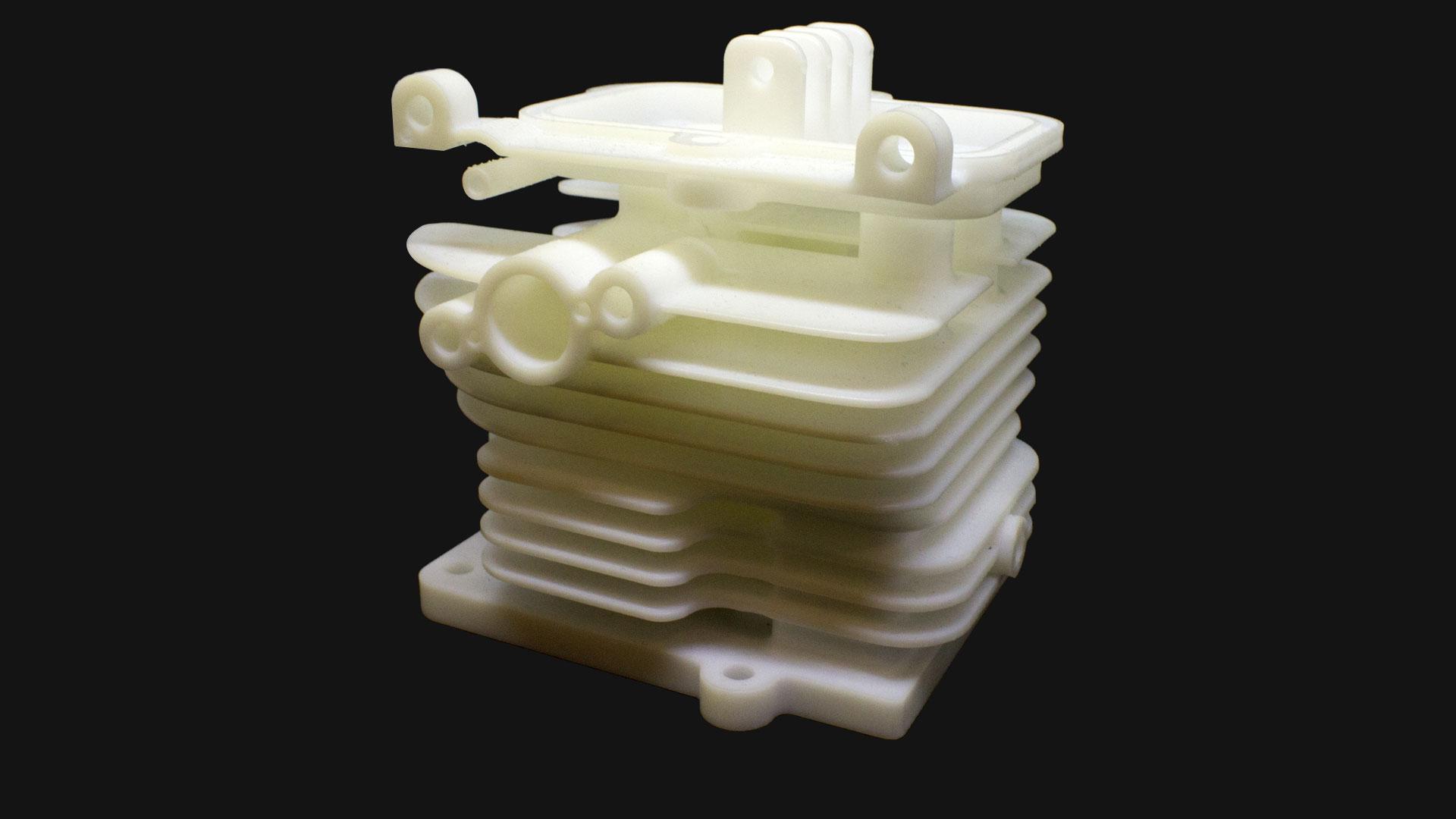 3D列印代工、代印 - 引擎